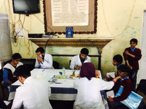 "AMU students organise ""Dental Health Camp"" on World Disability Day"