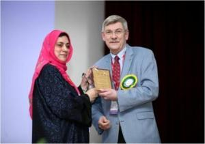 AMU Professor receives 'Distinguished Women Scientists Award 2016'