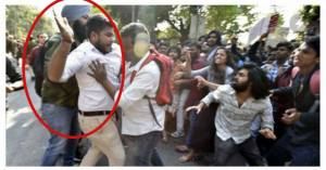 DU's Ramjas College turns into battleground over cancellation of invite to JNU students