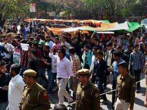 Ramjas row: ABVP suspends two members for 'attacking' AISA supporters