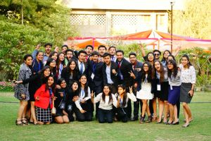 DU's Motilal Nehru college organises Commerce buzz'17