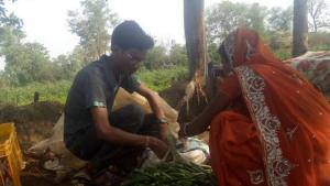 An Unfulfilled Dream and Crushed Hopes : Chattisgarh State Board Topper Forced to Sell Vegetables