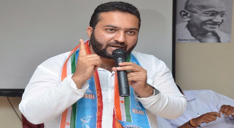 #Resignation Row : NSUI dissolves its current National Executive Committee