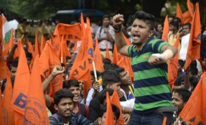 2017 : The Year of Decline for Saffron ABVP