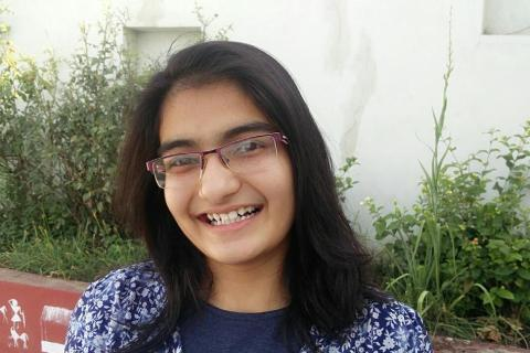Meet the JEE Main 2017 Girl Topper determined to be a Scientist and not an IITian