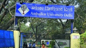 Admissions for PG courses begins in Ambedkar University ;The first admission list will be out of 16th July
