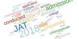 Delhi University Admissions : JAT-2018 to be conducted for management courses on 22 June