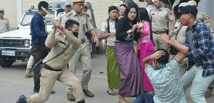 Strike called by students' union paralyses life in Manipur