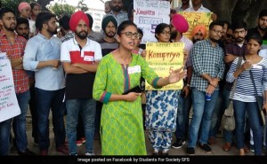 Panjab University Students Elect First Woman President