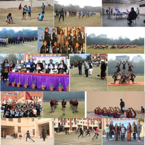 "Shaheed Rajguru College of Applied Sciences for Women organizes its second Sports Fest ""SPARDHAA"""