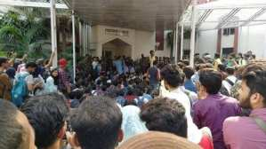 Jamia students accuse administration of using violence against students; Varsity denies charges