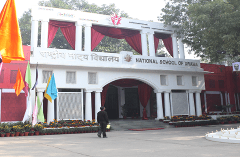 Guide to admission in 3-year Diploma course in theatre at National School of Drama (NSD)