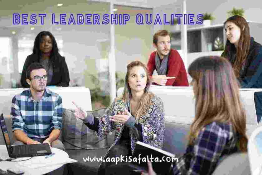 leadership qualities hindi