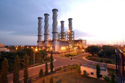 NTPC-Thermal-Power-Plant