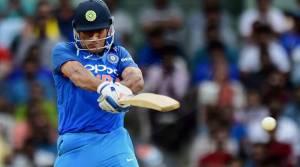 महेंद्र सिंह धोनी ने किया कमाल, अंतरराष्ट्रीय क्रिकेट में जड़ा 100वां अर्धशतक