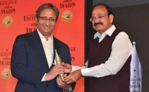 मशहूर पत्रकार और बिहार के लाल रविश कुमार को मिला प्रतिष्ठित 'रामनाथ गोयनका पुरस्कार'