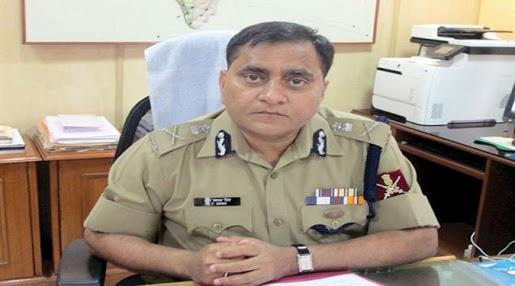UP Police, IPS Omprakash Singh, Bihar, DGP