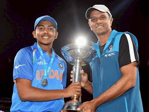 Prithavi shaw, bihar news, under 19, world cup