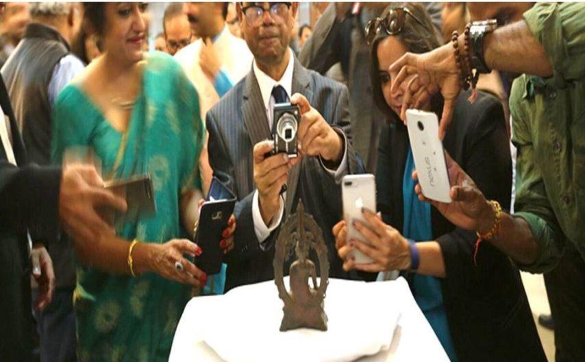 UK, England, Gautam, Buddha, statue, Nalanda, Bihar, Independence day,