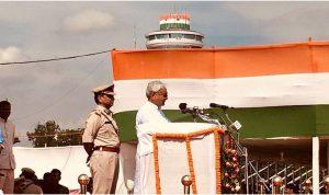 स्वतंत्रता दिवस: मुख्यमंत्री ने फहराया तिरंगा, पढ़िए नीतीश के भाषण की 10 बड़ी बातें..