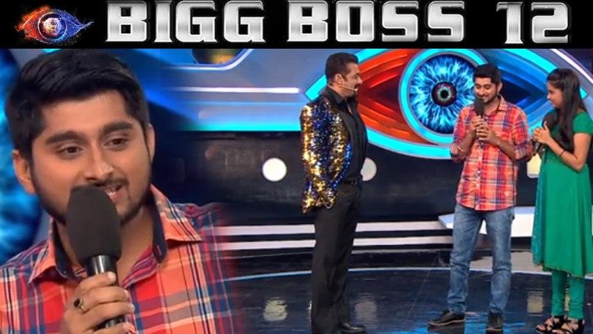 Bigg Boss, Season 12, Deepak, Urvashi Wani, Bihar, Singer, Salman Khan
