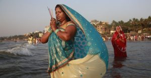 Amidst the Dying Cultures, The Rising Culture of Chhath Puja