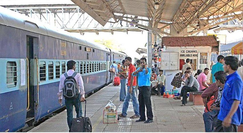 Diwali, Chhath Puja, Bihar, Train