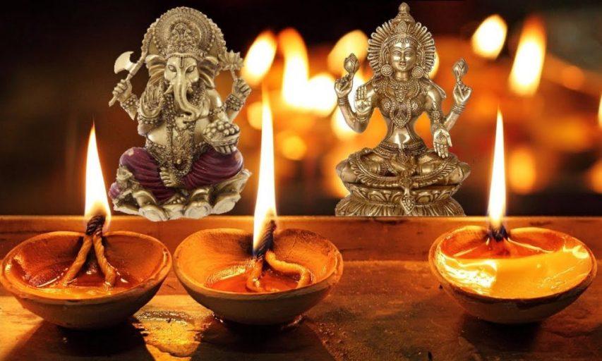 Dipawali,Diwali, Laxmi puja