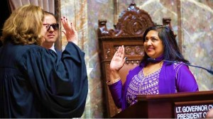 बिहार के मुंगेर जिले की बेटी बनी अमेरिका की सीनेटर