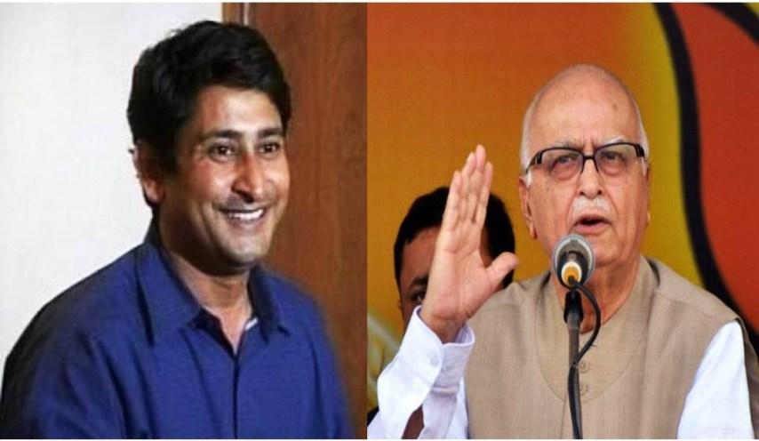 Lal Krishna Advani, IAS gautam Goswami, Bihar, Patna Dm