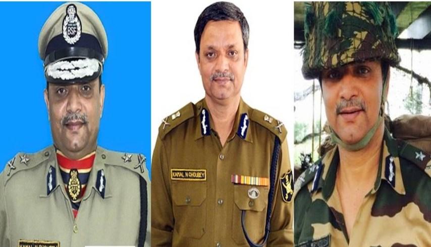 Bihari, Jharkhand, IPS, DGP
