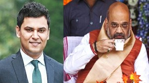 बिहार के आईएएस साकेत कुमार बने गृह मंत्री अमित शाह के निजी सचिव