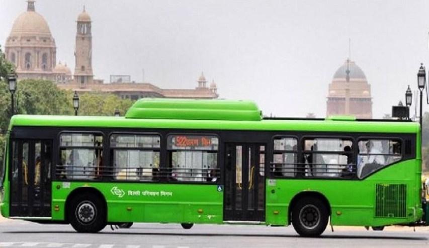 buses, cng buses, delhi, patna