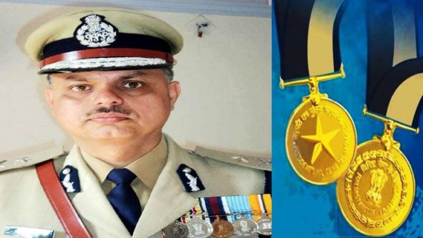 President's Police Medal, Bihar, IPS Sanjay Kumar Jha