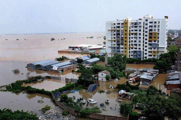 Bihar flood, patna flood, bihar news, news, rain in Bihar