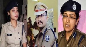 उपेंद्र शर्मा बनें पटना के नये एसएसपी, लिपि सिंह को अनंत सिंह  पर करवाई करने का मिला इनाम