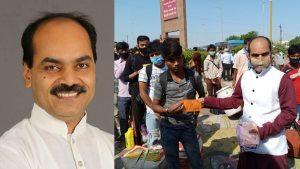 बिहार के इस बेटे ने सूरत में फसे 40 हजार प्रवासी मजदूरों को अपने घर भेजवाया