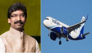 अपने श्रमिकों को हवाई जहाज़ से वापस ला रही है झारखण्ड की हेमंत सरकार