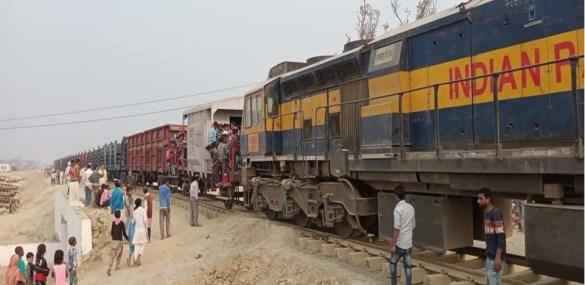 87 साल बाद एक हुआ बिहार का मिथिलांचल, सरायगढ़-निर्मली रेलखंड पर फिर दौरी ट्रेन