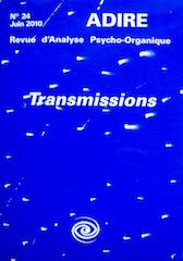 N° 24 – TRANSMISSIONS (2010)