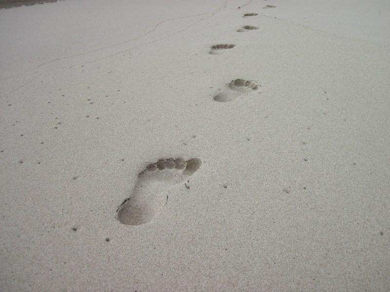 footprints-541177_1920