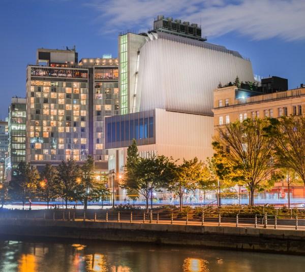 Whitney Museum Of American Art Nyc 2015 Architecture Portfolio