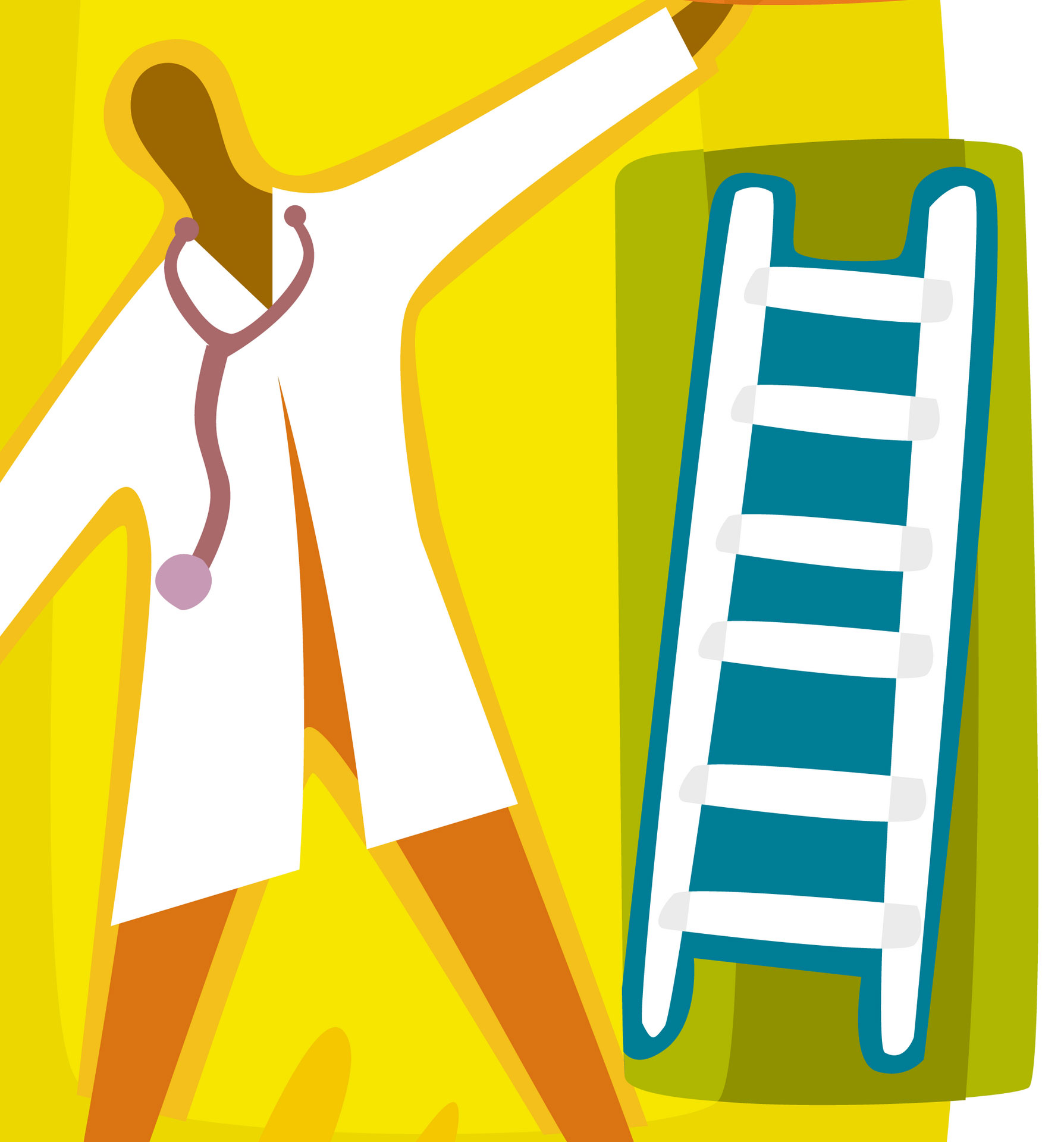 Advancing From Within The Value Of Clinical Ladders