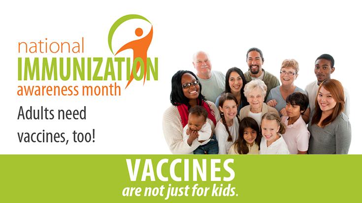 august is national immunization