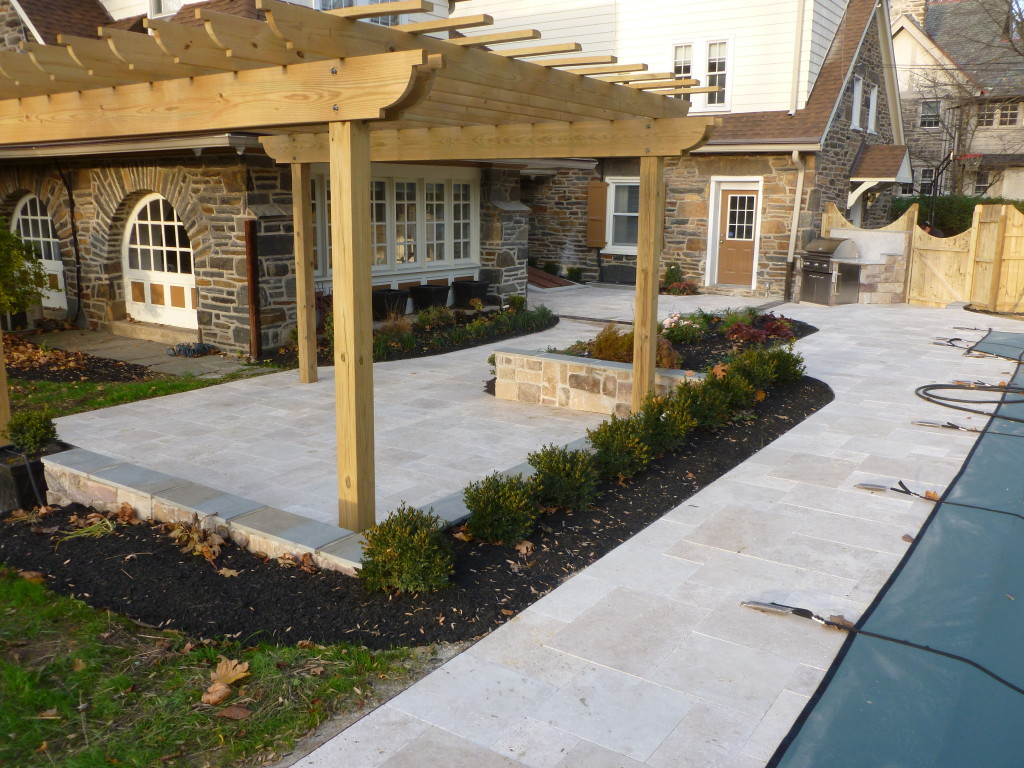 A Backyard Outdoor Kitchen & Patio Renovation You Will Love