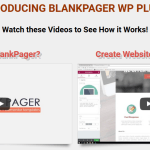 BLANKPAGER PAGE BUILDER AND TEMPLATES PLUGIN BY AHMAD WAHYUDI – BEST WP PLUGIN SOFTWARE THAT WILL TURN FREE ELEMENTOR PAGE BUILDER INTO PREMIUM PLUGIN TO CREATE UNLIMITED WEB PAGE LAYOUTS INSIDE YOUR WORDPRESS SITE AND COMES WITH ALL ELEMENTOR TEMPLATES PLUS 100 PREMIUM BLANKPAGER TEMPLATES