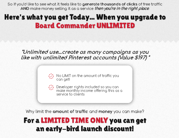 Board Commander Pro Unlimited Upgrade OTO By Stefan Ciancio Reviews