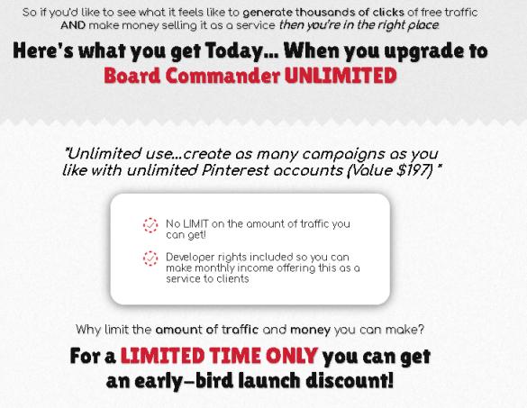 Board Commander Pro Unlimited Upgrade OTO By Stefan Ciancio Reviews