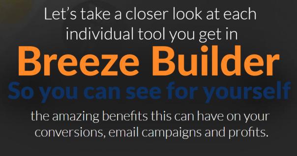 Breeze Builder Landing Page Builder Software Demo Video