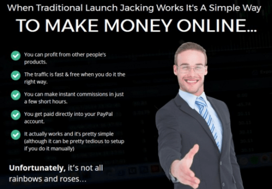 ProfitJackr Pro Launch Software By Billy Darr Money Online